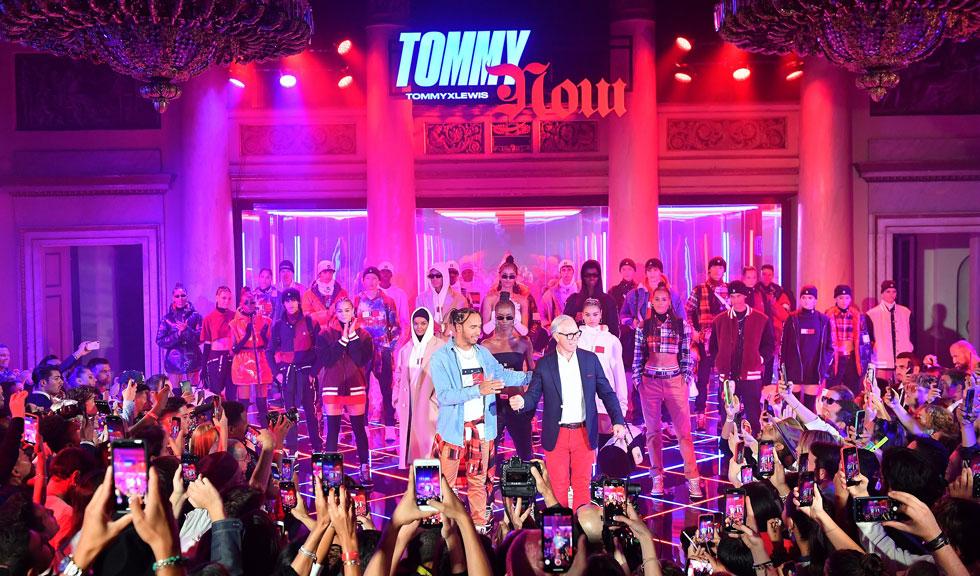(P) Tommy Hilfiger și Lewis Hamilton prezintă colecția colaborativă TommyXLewis Toamnă 2019 în Milano