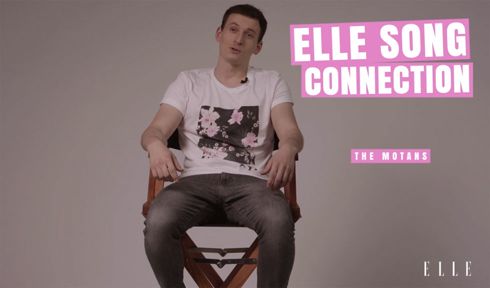 ELLE Song Connection | The Motans (VIDEO)