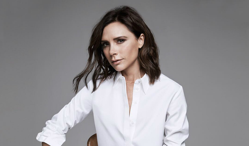 Victoria Beckham, criticată pentru modelul pe care l-a ales pentru promovarea noii colecții