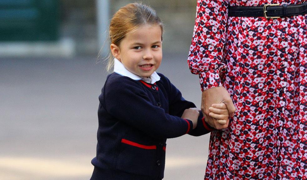 Porecla inedită pe care Prințesa Charlotte a avut-o la grădiniță
