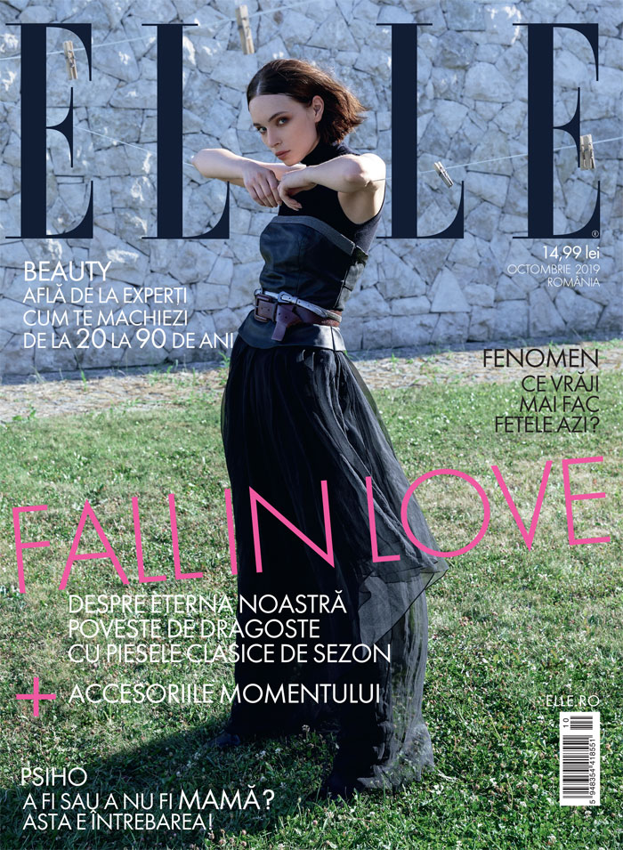 ELLE OCTOMBRIE 2019
