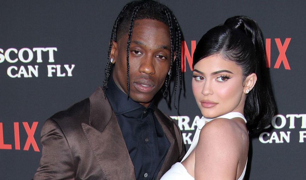 Kylie Jenner neagă zvonurile privind despărțirea de Travis Scott într-un mod inedit