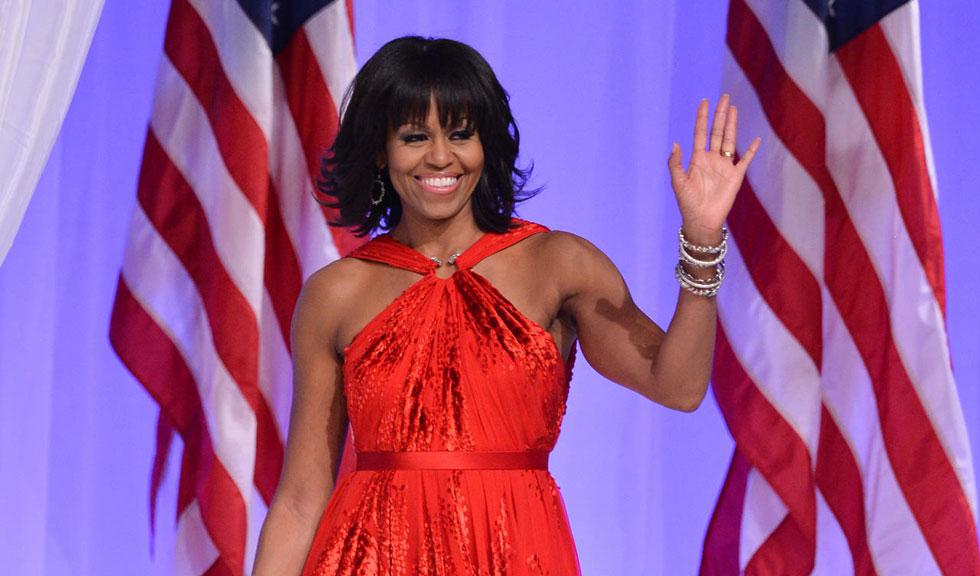 Michelle Obama a dezvăluit o imagine rară cu ea din copilărie