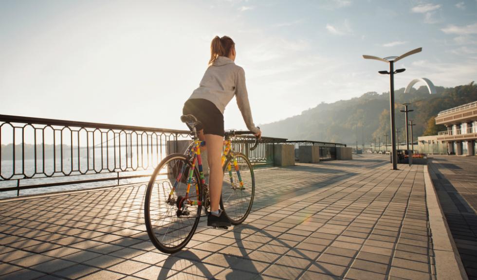 Cum mi-a schimbat viața mersul pe bicicletă