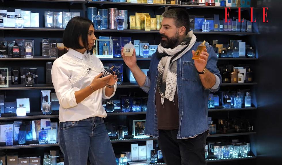 ELLE a încercat… ținute în tendințe și parfumuri pentru bărbați de la Mega Mall (VIDEO)