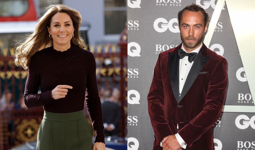 Kate Middleton a mers la ședințele de terapie de familie pentru a-l sprijini pe fratele ei, James
