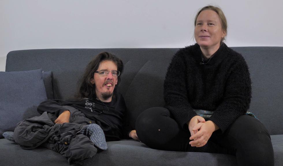 "#ELLEInterviu: Christian Bayerlein și Grit Uhlemann, despre rolurile interpretate în ""Touch Me Not"" (VIDEO)"