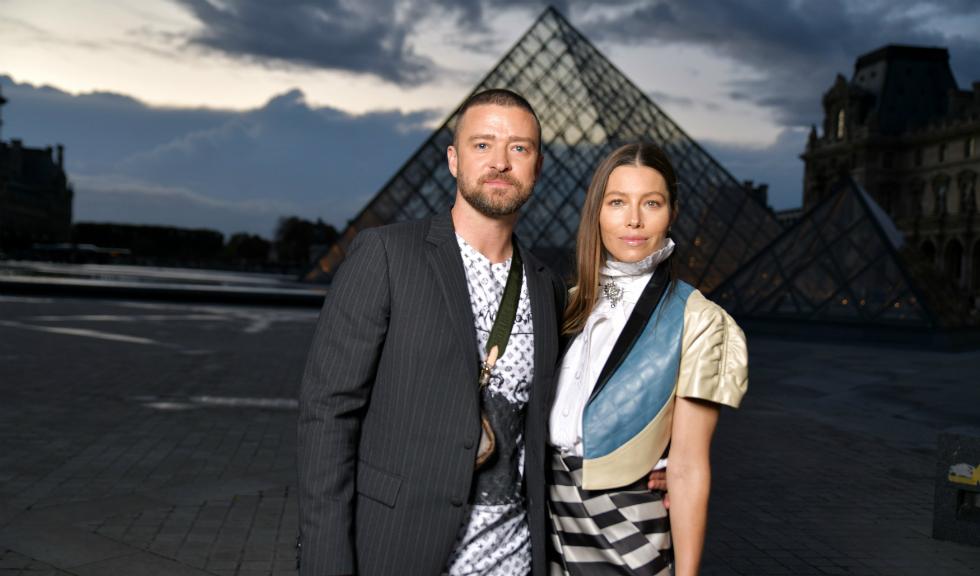 Justin Timberlake a avut parte de un incident neobișnuit la Paris Fashion Week