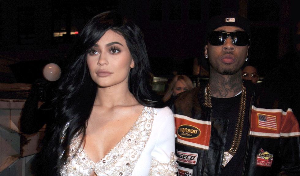 Kylie Jenner, alături de fostul iubit, Tyga, la scurt timp de la despărțirea de Travis Scott