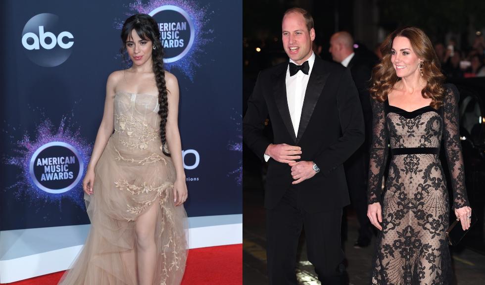 Camila Cabello a furat din Palatul Kensington, iar William și Kate au avut cea mai bună reacție