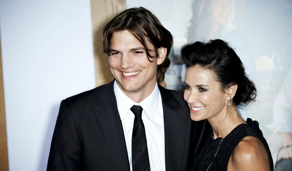 Demi Moore, declarații surprinzătoare despre Ashton Kutcher