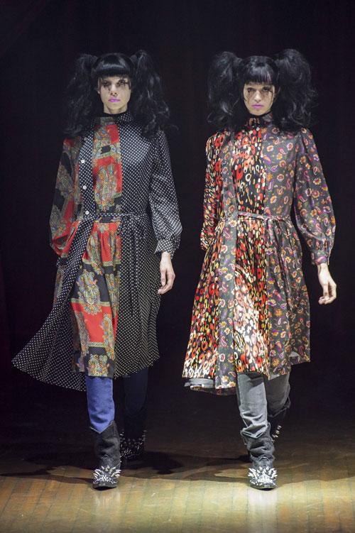Junya Watanabe colecția toamnă-iarnă 2019-2020
