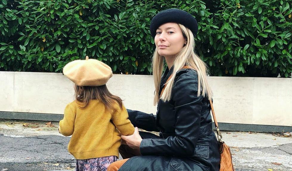 Laura Cosoi, imagine adorabilă cu fiica sa de Halloween