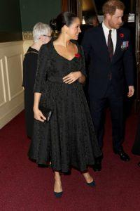 Meghan Markle și Prințul Harry, moment adorabil la Royal Festival of Remembrance