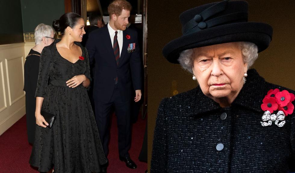 Prințul Harry și Meghan Markle nu vor petrece Crăciunul alături de Regina Elisabeta a II-a
