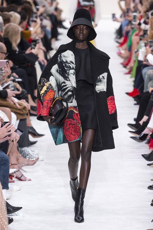 Valentino colecția toamnă iarnă 2019-2020
