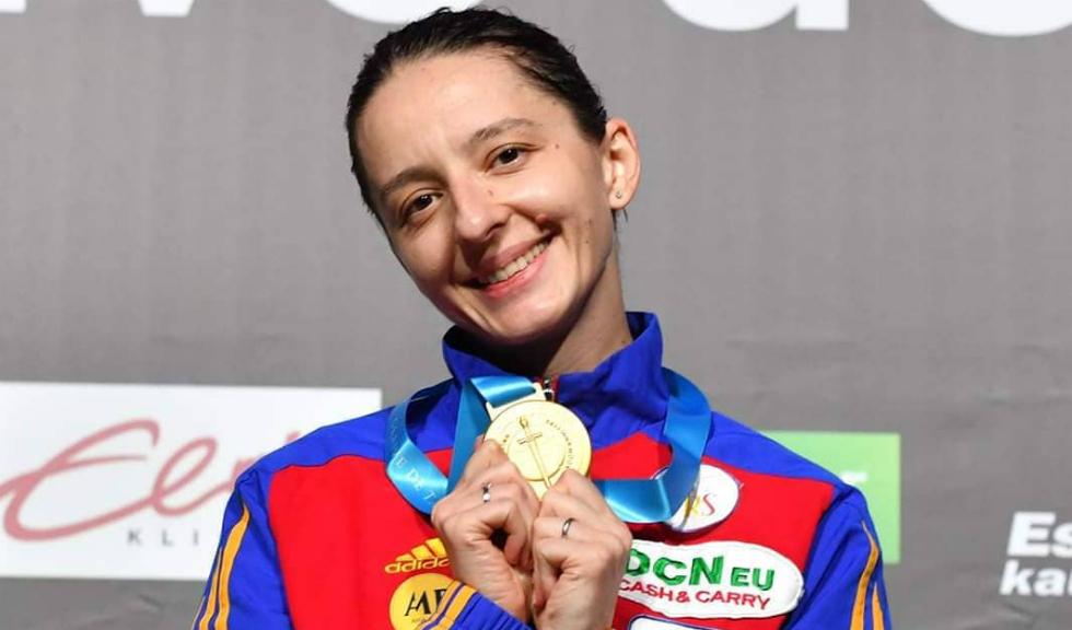 Ana-Maria Popescu a câștigat Cupa Mondială la spadă de la Tallinn