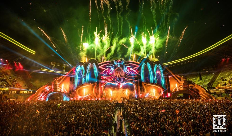 Cum a evoluat scena Untold, unul dintre cele mari festivaluri de muzică din lume, în primii cinci ani