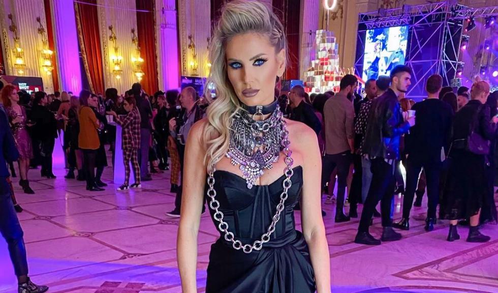 Andreea Bănică, declarații despre planurile de sărbători (VIDEO)