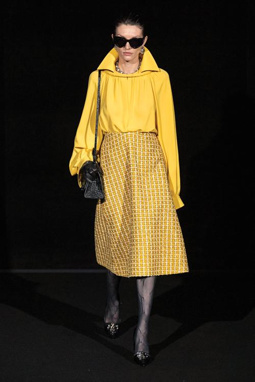 Fashion trend: Magia fustei