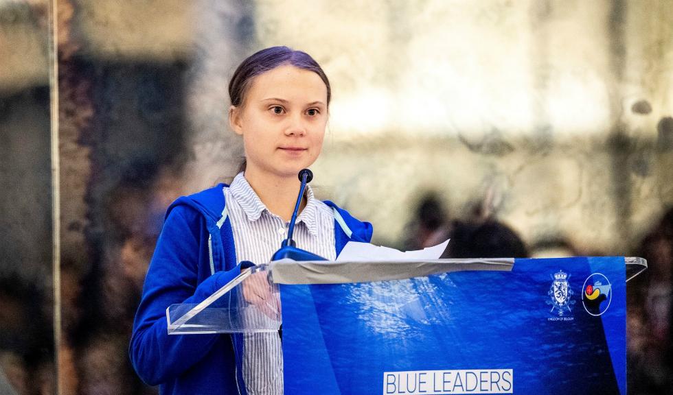 Greta Thunberg a fost desemnată cea mai influentă persoană a lumii și merită acest titlu