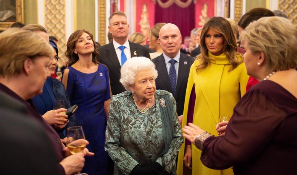 Maurice Munteanu comentează ținuta purtată de Carmen Iohannis la recepția organizată de Regina Elisabeta a II-a
