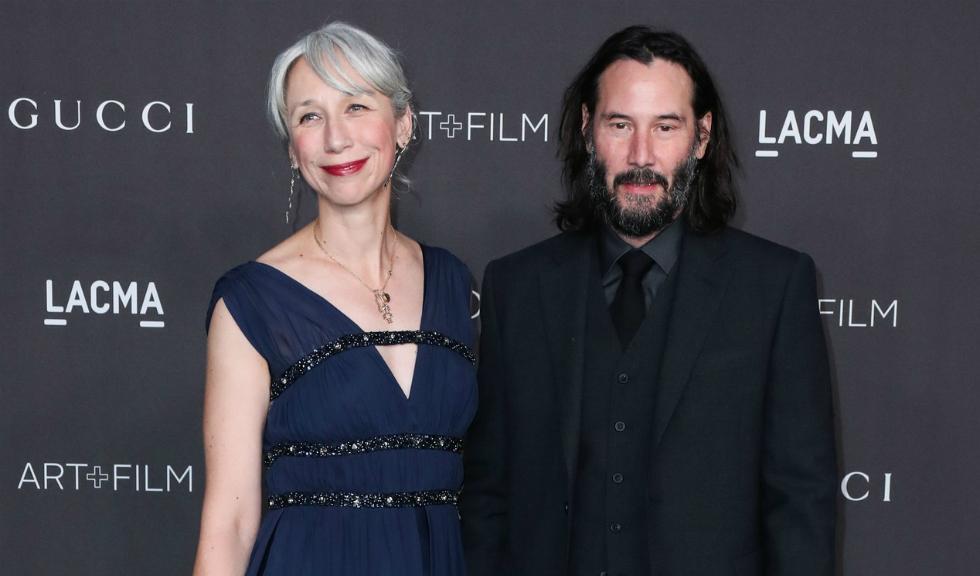 Motivul pentru care Alexandra Grant, iubita lui Keanu Reeves, nu își vopsește părul ne face să o iubim și mai mult