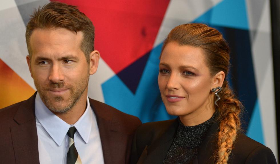 Pozele de la nunta lui Blake Lively cu Ryan Reynolds au fost interzise pe Pinterest