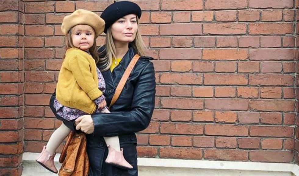 Laura Cosoi a avut parte de un moment emoționant la un spectacol alături de fiica sa, Rita
