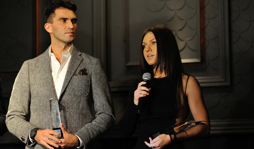 Simona Halep și Horia Tecău fac o dovadă de omenie de Giving Tuesday