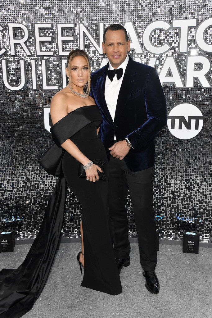 Cele mai HOT cupluri de vedete @ SAG Awards 2020