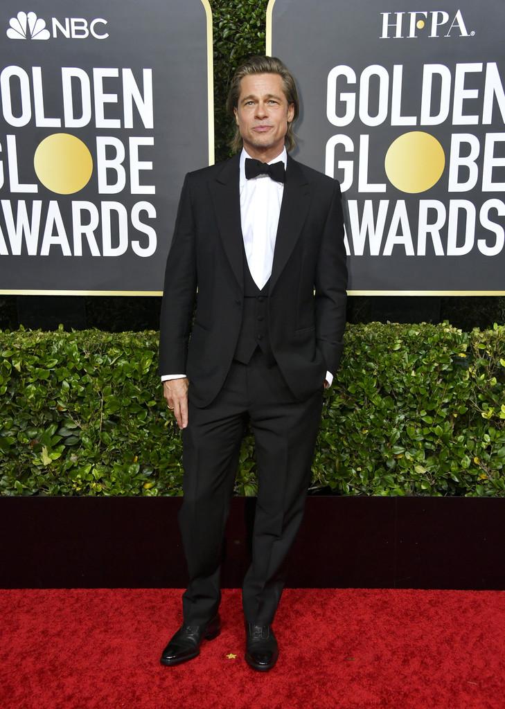 Globurile de Aur 2020: ce au purtat bărbații pe covorul roșu