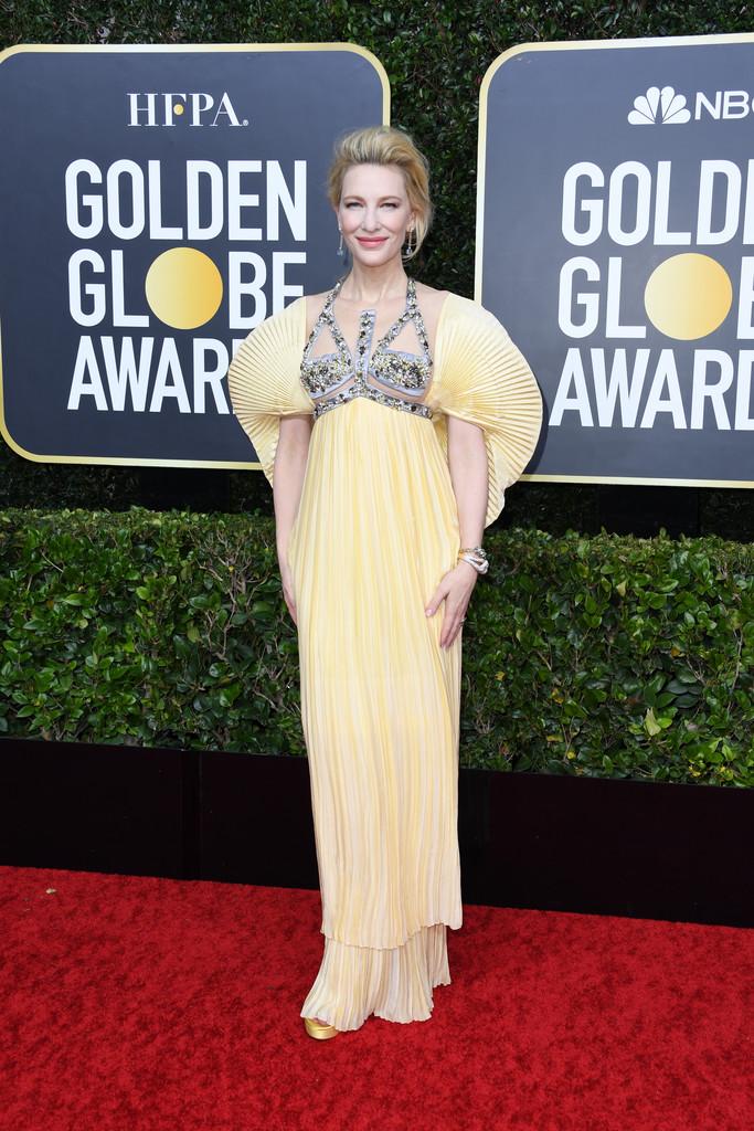 Vedete pe covorul roșu la Golden Globe Awards 2020 (GALERIE FOTO)