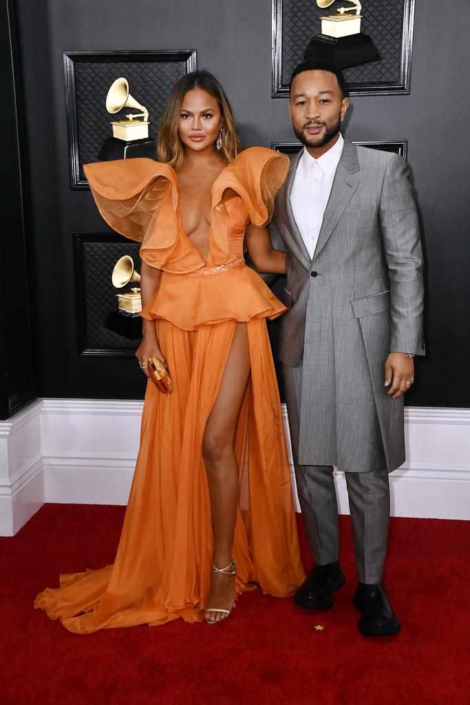 Premiile Grammy 2020 – Cele mai HOT cupluri de vedete