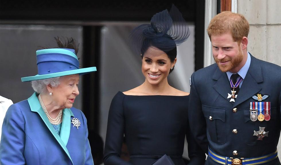 De ce nu a fost prezentă Meghan Markle la întâlnirea cu Regina Elisabeta a II-a