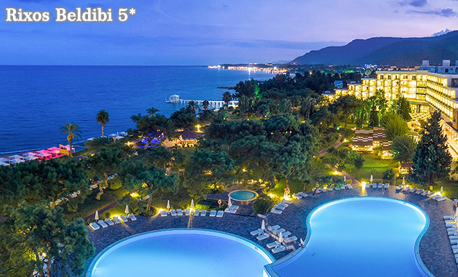 (P) Sejur in Antalya – Top Hoteluri de lux