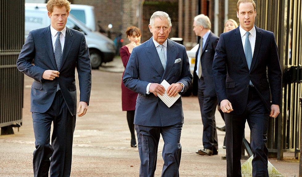 Prințul Harry ar fi rezolvat disputa cu fratele său, William, dar nu și cu tatăl său