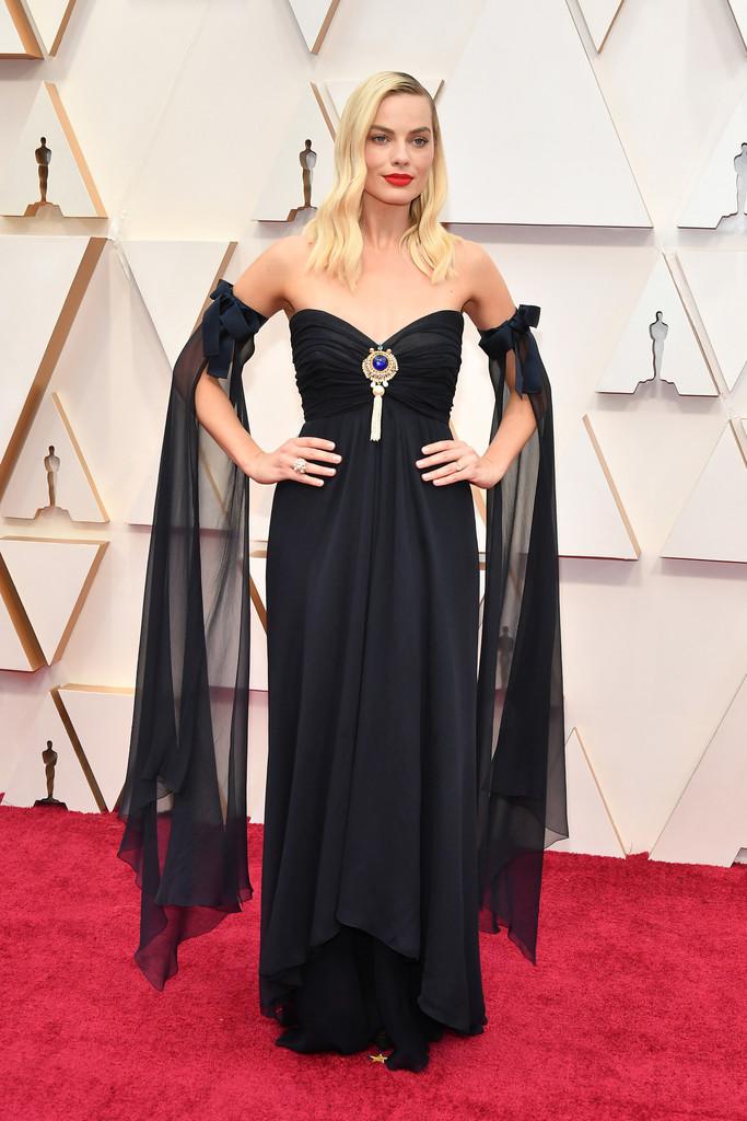 Vedete pe covorul roșu la Premiile Oscar 2020 (GALERIE FOTO I)