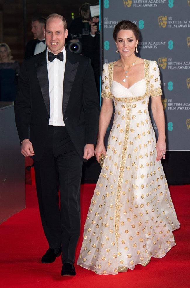 Vedete la decernarea premiilor BAFTA 2020 (Galerie Foto)