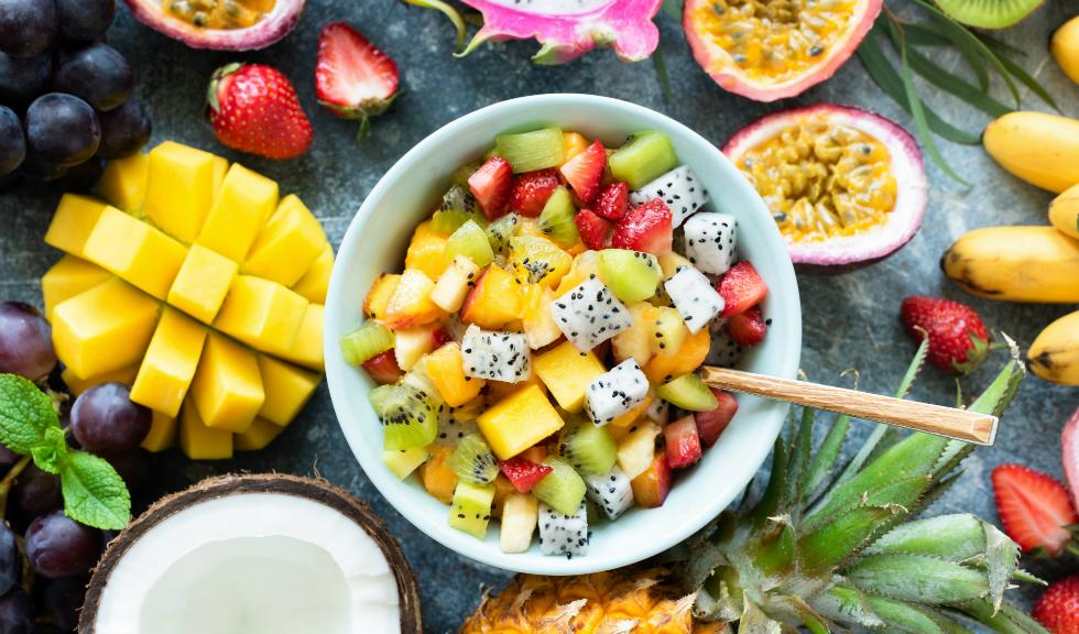 9 fructe pe care ar trebuie să le eviți deoarece conțin prea mult zahăr