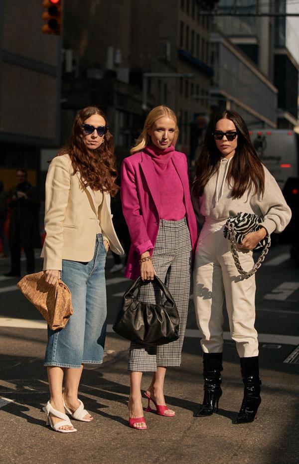 Best streetstyle looks @ New York Fashion Week Fall/Winter 2020