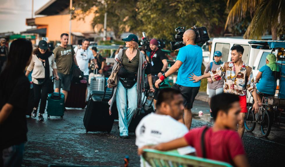 Concurenții Asia Express, părăsiți într-o piață de pește înainte de începerea cursei