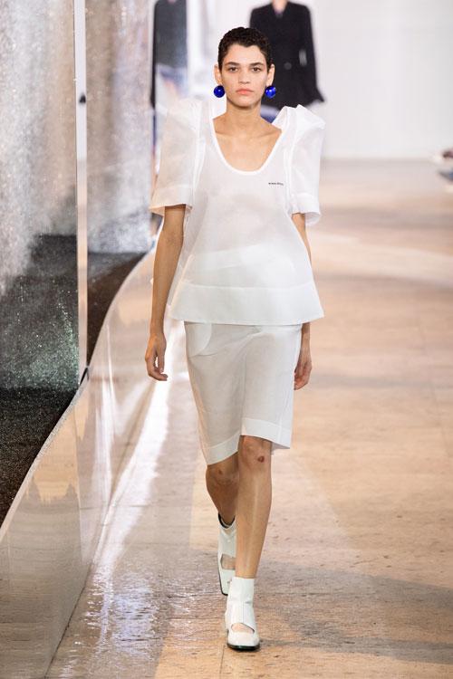 Nina Ricci colecția primăvară-vară 2020