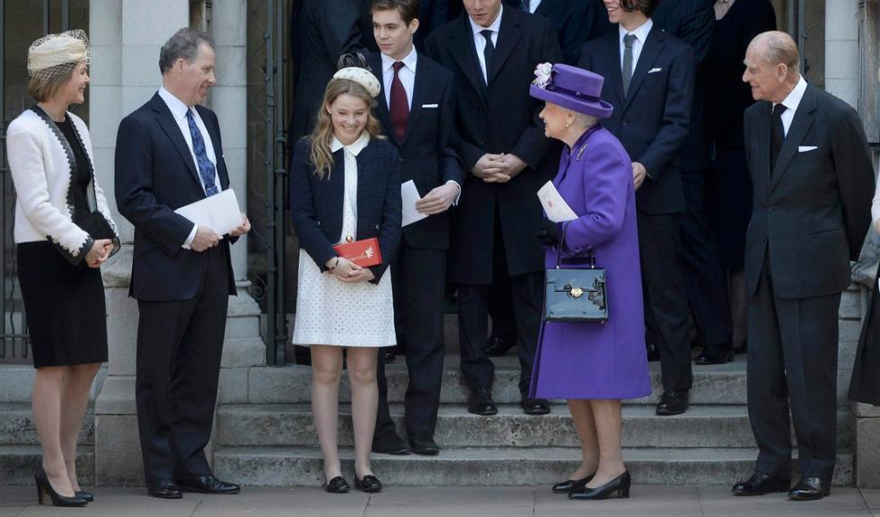 Un nou divorț surprinzător în familia regală