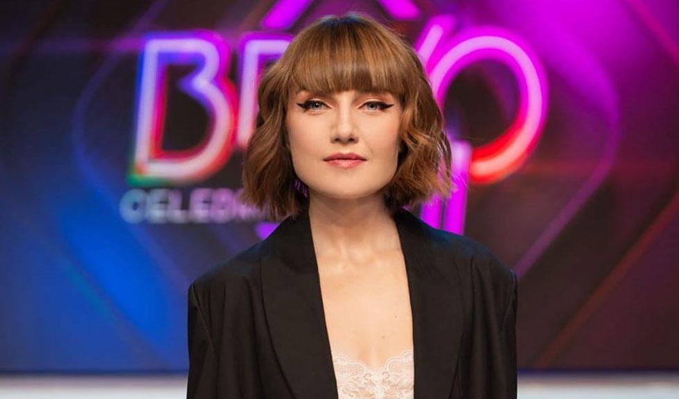 """Ce spune Alexandra Ungureanu despre participarea la """"Bravo, ai stil! Celebrities"""""""