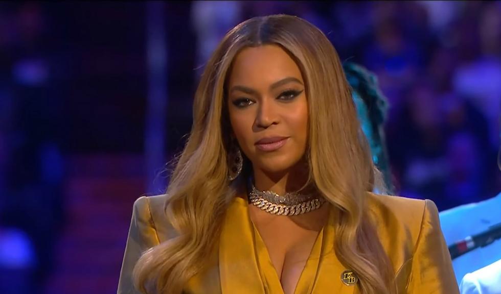 Fotografii nu au avut voie să îi facă poze lui Beyoncé la ceremonia în memoria lui Kobe Bryant