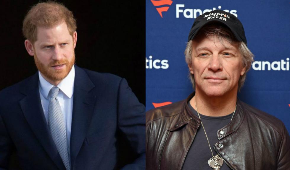 Prințul Harry și Jon Bon Jovi vor lucra împreună, iar modul în care a fost dezvăluit acest lucru te va surprinde