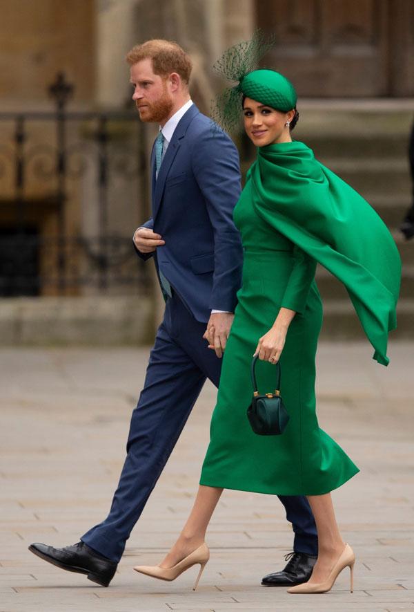 Prințul Harry și Meghan Markle au impresionat la ultimul lor eveniment regal (GALERIE FOTO)