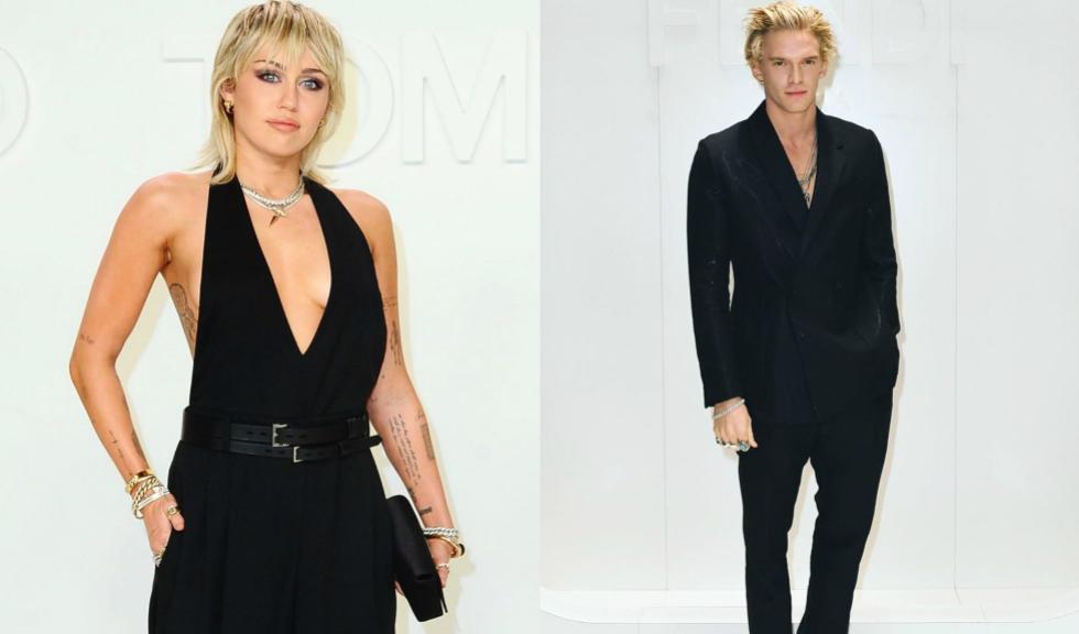 Miley Cyrus și Cody Simpson și-au făcut tatuaje identice, după 5 luni de relație