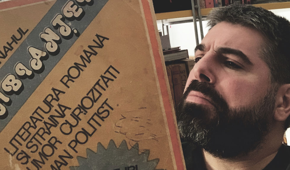 Maurice Munteanu: Jurnal de #stauacasă 3